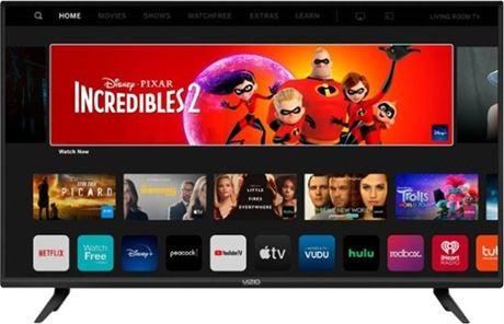 "Vizio 40"" Class D-Series Flat Panel LED Full HD SmartCast TV with Remote"