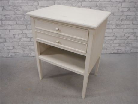 TALL NIGHTSTAND/OCCASIONAL TABLE