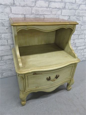 CRAIG French Provincial Nightstand