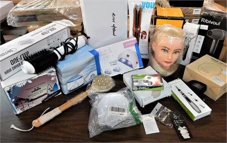 Personal Care Beauty Supply Lot