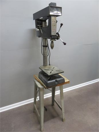 SEARS Craftsman Drill Press with Stand