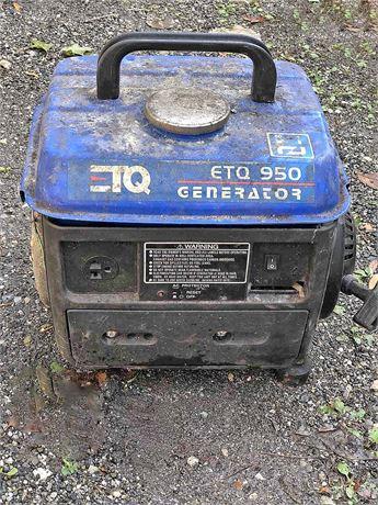 ETQ-950 Generator