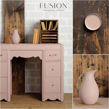Fusion Mineral Paint Damask
