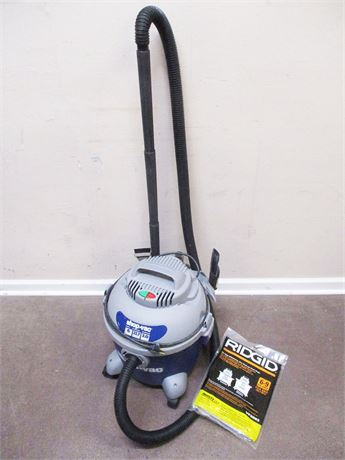 6-GALLON WET/DRY SHOP-VAC