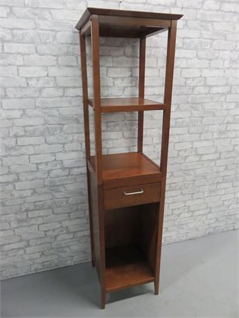 Tall Curio/Display Stand