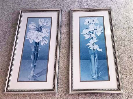 Floral Framed Art Prints