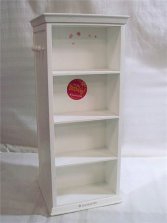 AMERICAN GIRL TOY DOLL STORAGE TOWER