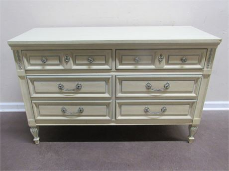 SMALL DIXIE FURNITURE DRESSER