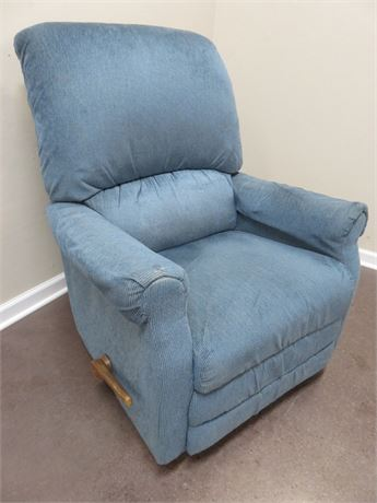 Corduroy Recliner Chair