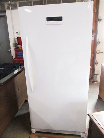 FRIGIDAIRE FROST-FREE UPRIGHT 20.5 CU. FT. FREEZER