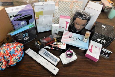 Mega Personal Care Beauty Supply Lot