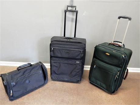 Large Luggage Lot