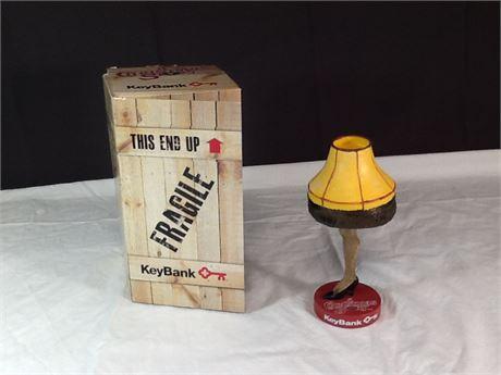 A Chirstmas Story Leg Lamp Bobble