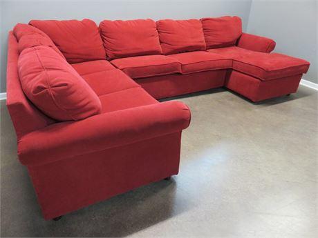 LA-Z-BOY England Sectional Sofa