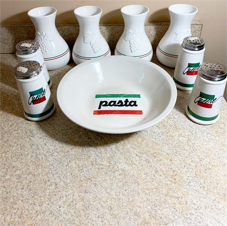 Pasta Serving Collection
