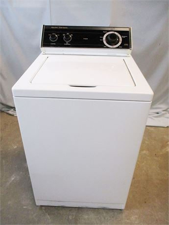 WHIRLPOOL HEAVY-DUTY LARGE CAPACITY TOP-LOAD WASHER