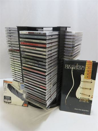 Classic Rock/Pop CD Collection