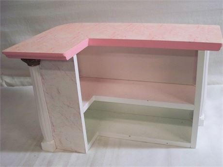 AMERICAN GIRL TOY DOLL - L-SHAPED COUNTER