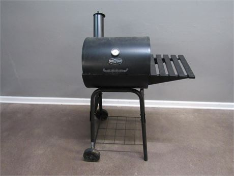 Kingsford Charcoal Barrel Grill with Wheels