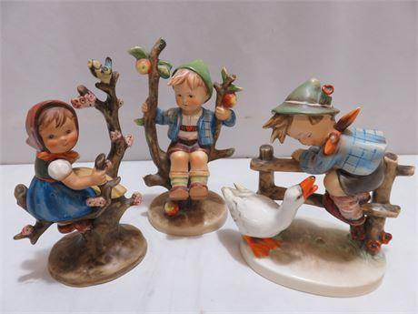 Hummel Figurine Lot