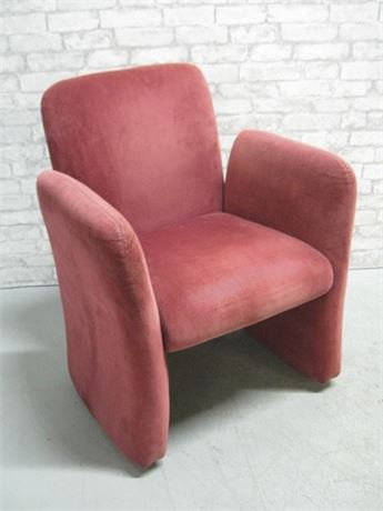 SHENANDOAH FURNITURE MODERN STYLE UPHOLSTERED CHAIR