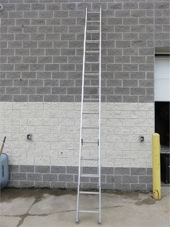 WERNER Saf-T-Master 28-Ft. Extension Ladder