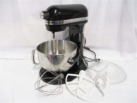 KITCHEN DELUXE EDITION 6-QUART BOWL LIFT STAND MIXER MODEL KB26G1X0B