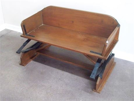 HORSE BUGGY/WAGON SEAT