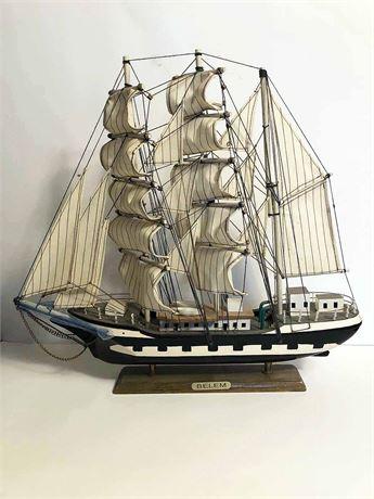 Balem Ship Model