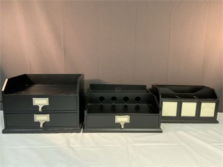 Device Charger - Office Organizer - Mail Sorter