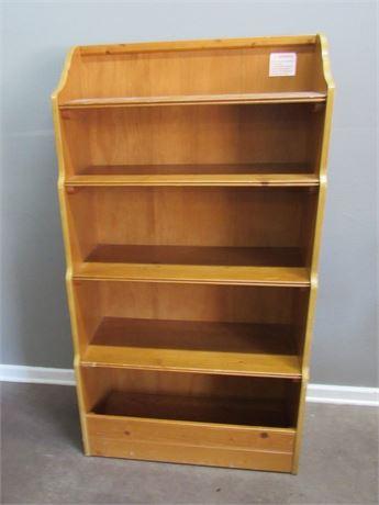 Vintage Display/Bookcase