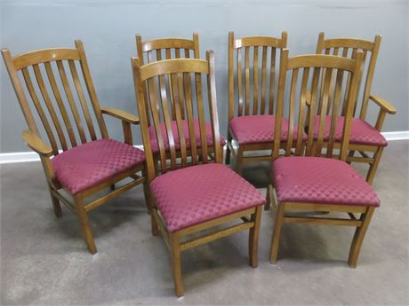 Mission Style Dining Chairs