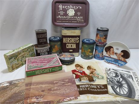 Vintage Hershey's Collector Lot