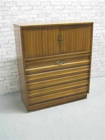 AMERICAN OF MARTINSVILLE MID CENTURY CHEST