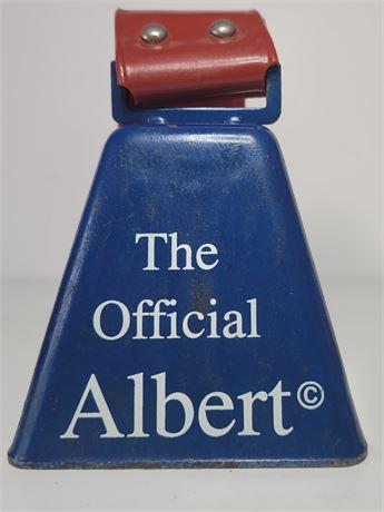 The Official Albert Belle Cowbell