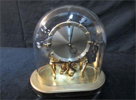 Kundo, Kieninger & Obergfell Oval Dome Style 400 Day Anniversary Clock