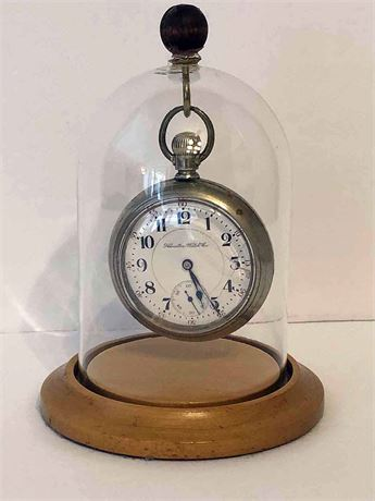 Antique Hamilton RR Pocket Watch