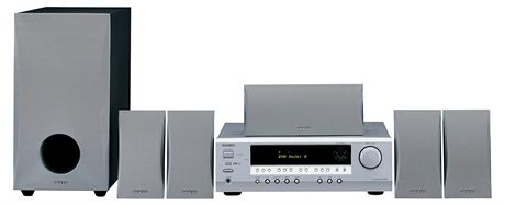 ONKYO 5.1 Channel 650 Watt Home Theater Audio System
