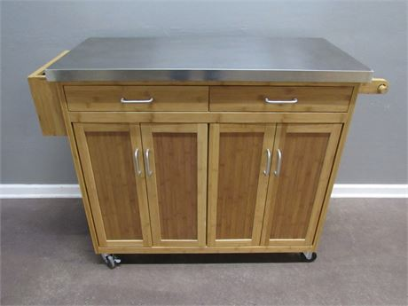 Great Looking Kitchen Utility Cart