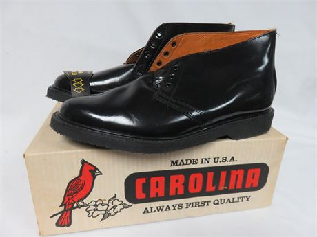 CAROLINA BOOTS Men's Leather Dress Boots - SIZE 12EEE