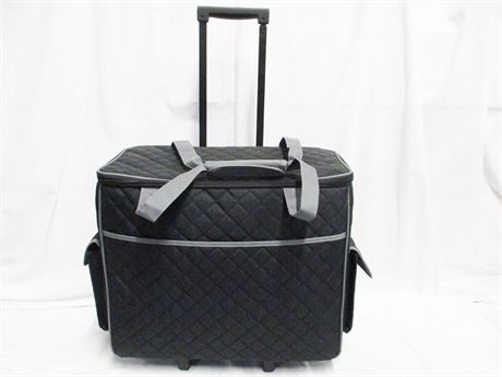 ROLLING TRAVEL CRAFT CASE
