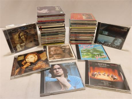 Music CD Lot