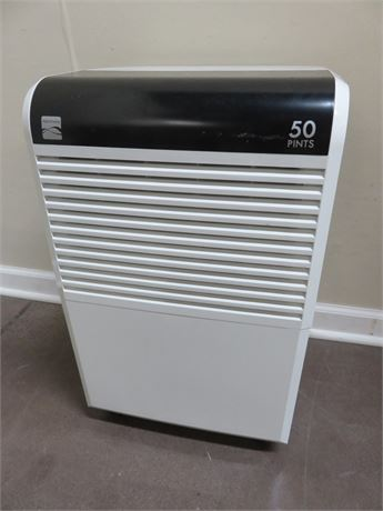 KENMORE 50-Pint Dehumidifier