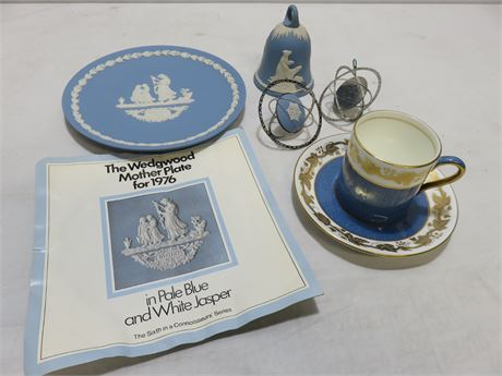 6-Piece WEDGWOOD Lot