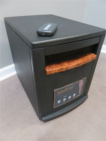 EDENPUR Gen 3 Quartz Infrared Heater