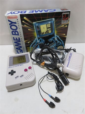 NINTENDO Game Boy Compact Video Game System