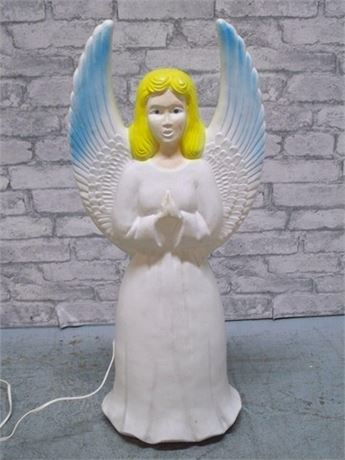 CHRISTMAS BLOW MOLD ANGEL