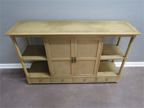 Henredon Mid Century Server/Sofa Table