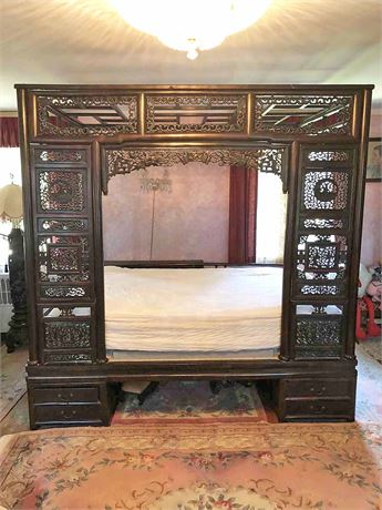 Ming Dynasty Bed