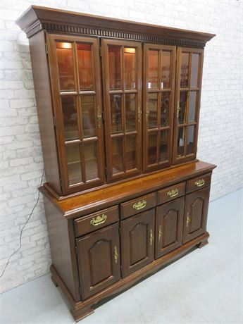 Colonial China Hutch